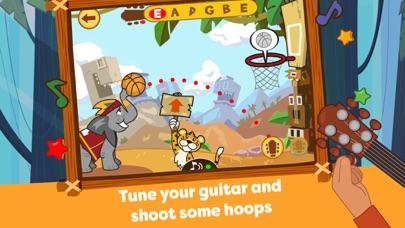 Trunky Tuner: Guitar Slam screenshot one
