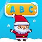 Babbo Natale ABC Learning per il bambino i bambini icon