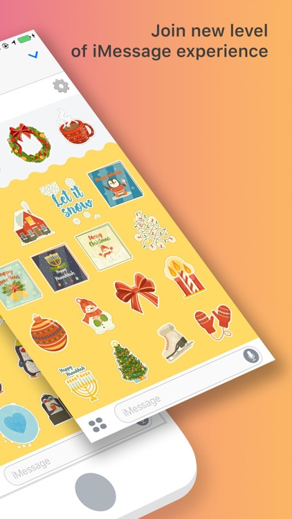 Food Stickers by MoJinni (HQ Animated Fruit & Veg) screenshot-3