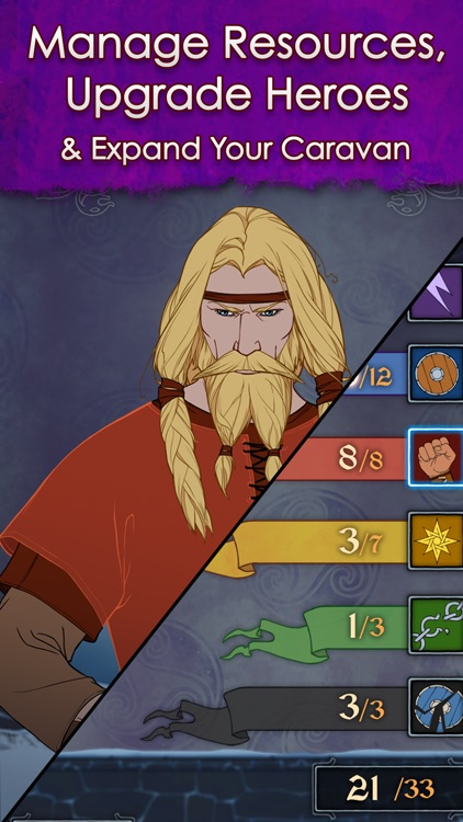 Banner Saga screenshot-1