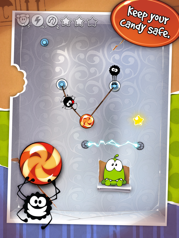 Cut the Rope GOLD screenshot 8