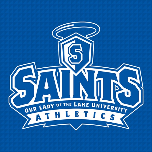 OLLU Saints Athletics Logo