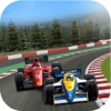真正的拇指车赛车空中 - 乐趣赛车游戏最终交通赛车在沥青集会在公路2017年3D