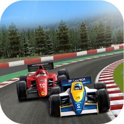 Thumb Car Racing- Real Formula Racing Car Games