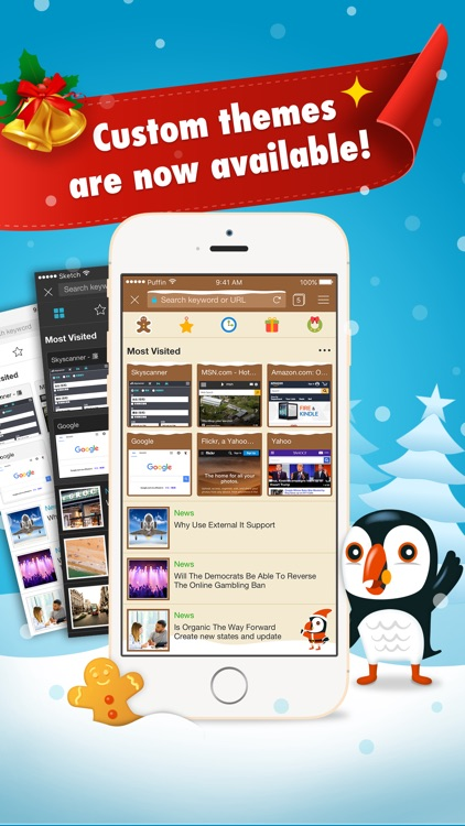 Puffin Browser Pro screenshot-0