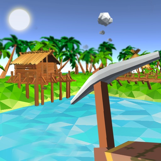 Craft Tropical Island Survival 3D Full