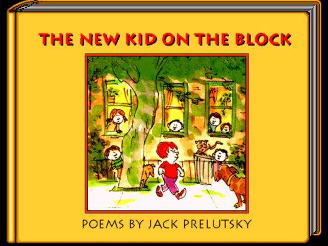 ‎The New Kid on the Block Screenshot