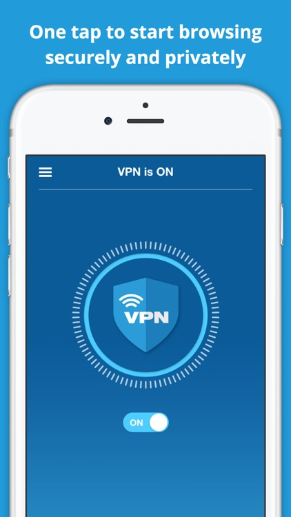 Best VPN for iPhone Unlimited proxy & free privacy app image