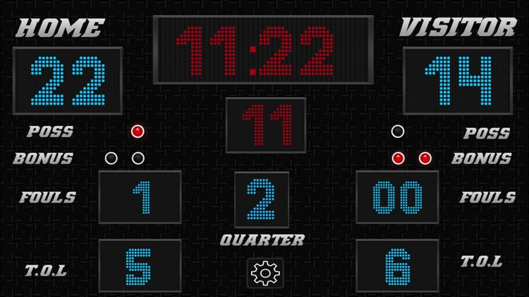 Basketball Scoreboard - Remote Scorekeeping screenshot-4