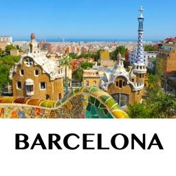 Barcelona - holiday offline travel map