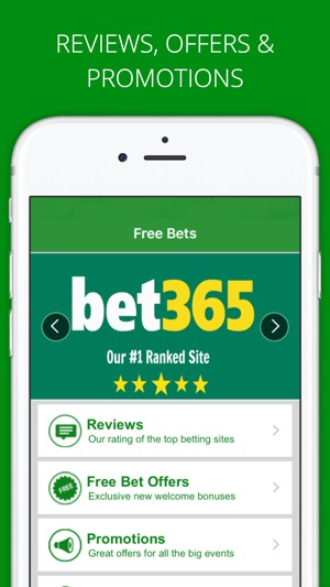 Free Bets Sports Betting App on the App Store
