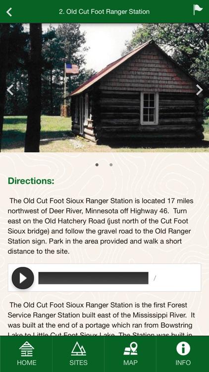 Chippewa National Forest screenshot-4