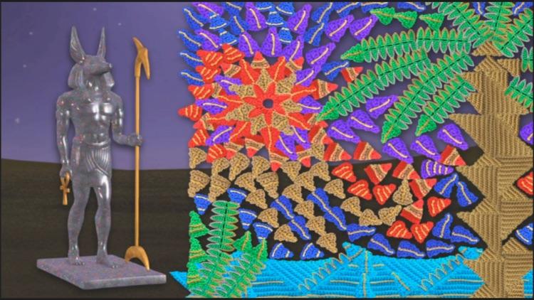 PATTCAST Secrets 3-3: Pyramid crochet! screenshot-3
