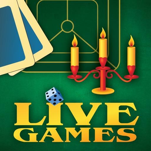 Преф LiveGames - Онлайн Преферанс
