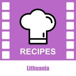 Lithuania Cookbooks - Video Recipes