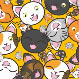 Crazy Cats - Stickers