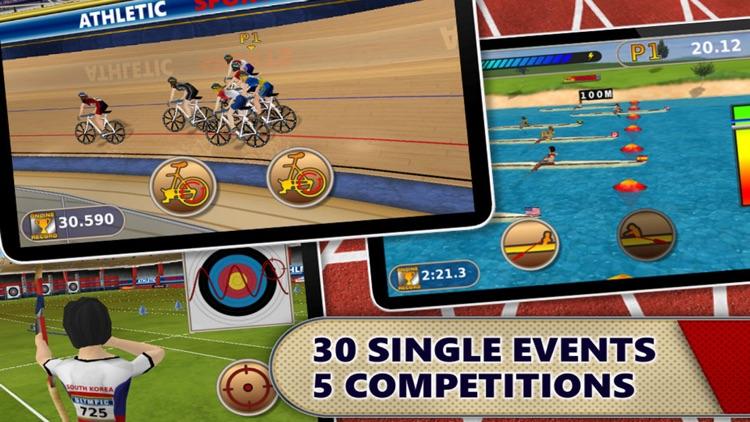 Summer Games: Women's Events