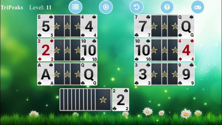TriPeaks Solitaire - Free Card Game screenshot-3