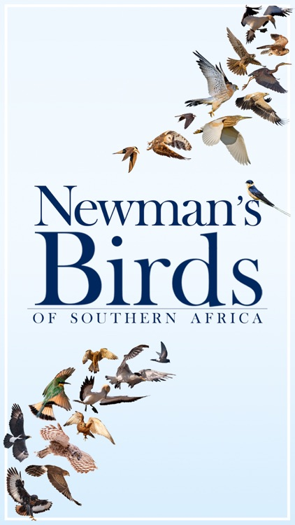 Newman's Birds of Africa LITE screenshot-4