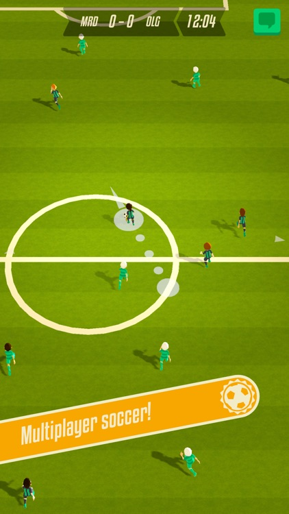 Solid Soccer screenshot-1