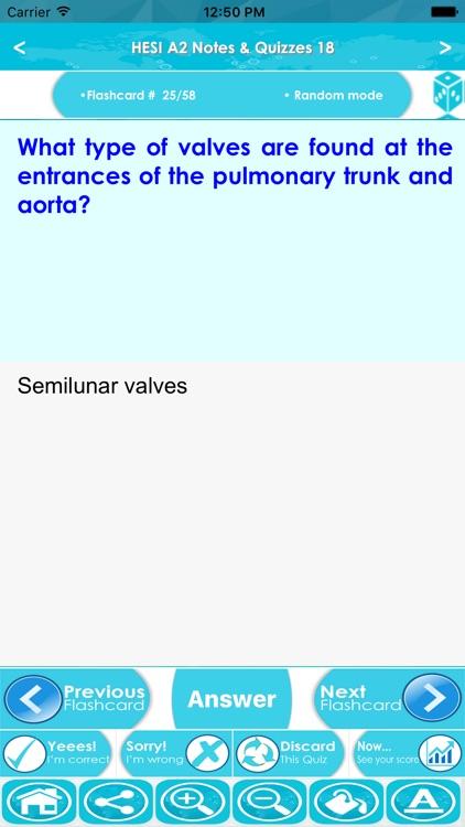 HESI A2 Exam Review- Study Notes,Quiz & Concepts screenshot-3