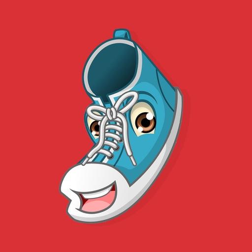ShoeMoji - shoe emojis & stickers for men & women