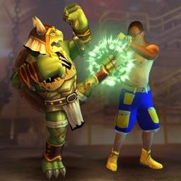 Street Fight Real Warrior Battle 3D: Arcade Combat