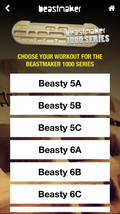 Beastmaker Training App screenshot-1