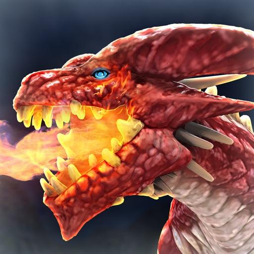 Legend of the Dragon . Fantastic Dinos vs Dragons