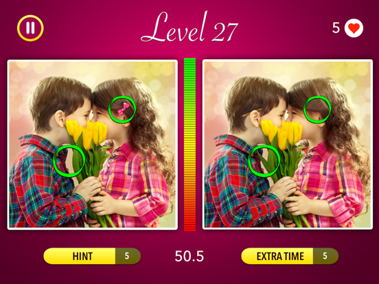 Spot the Difference! ~ Free Puzzle Game screenshot