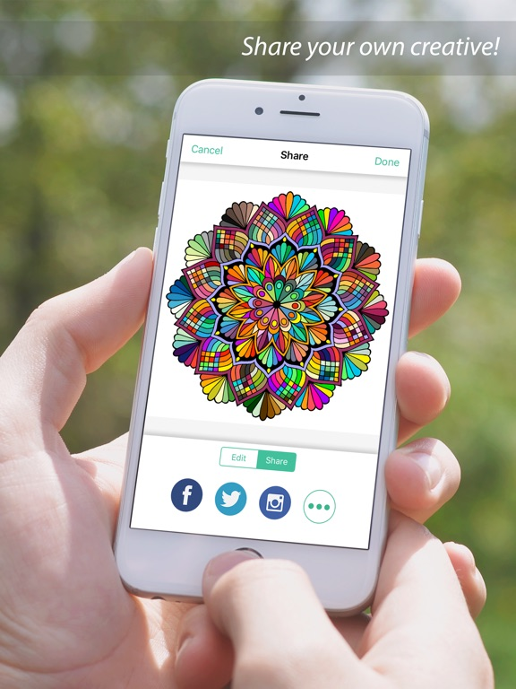 Coloring Book For Adults Free App App Price Drops