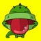 Arlo the little Dinosaur stickers for iMessage