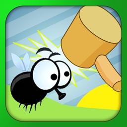 幼儿园学习拼音游戏-宝宝拼音消灭苍蝇