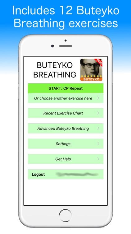 Buteyko Pro