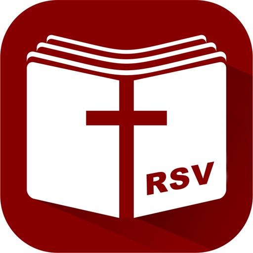 RSV Bible(Holy Bible RSV + Chinese Union Version)