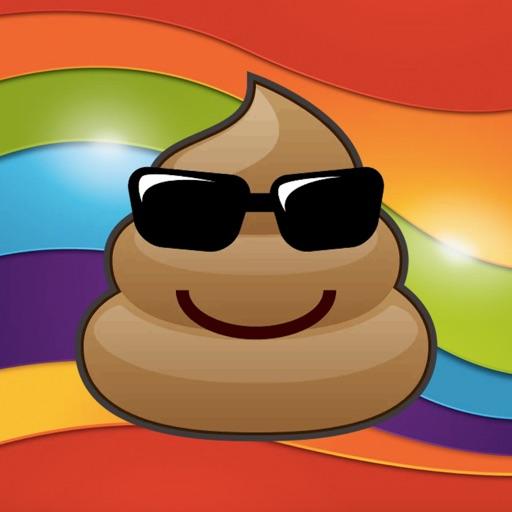 Poop! Stickers