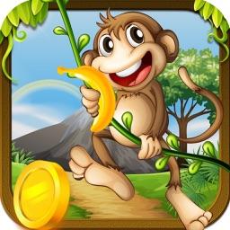 Monkey run - Banana