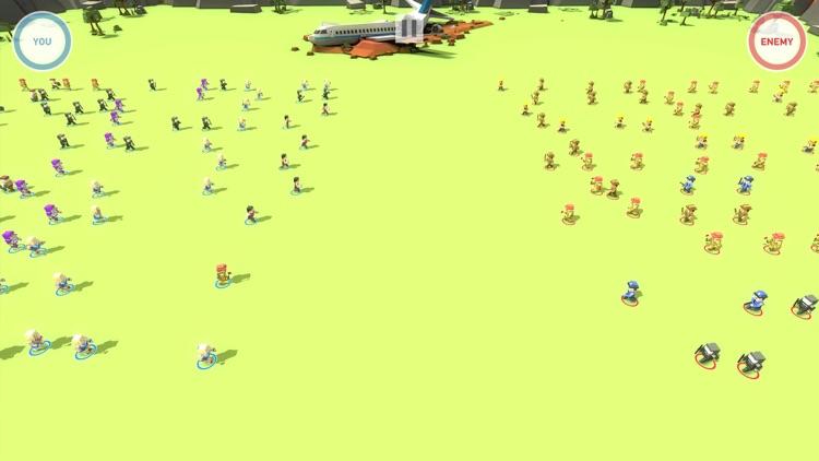 Ultimate Battle Simulator-Epic screenshot-3