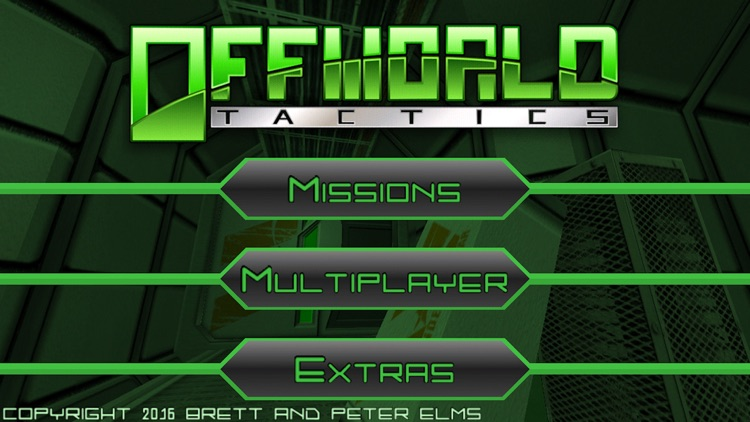 Offworld Tactics