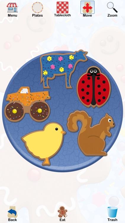 Cookie Doodle screenshot-4