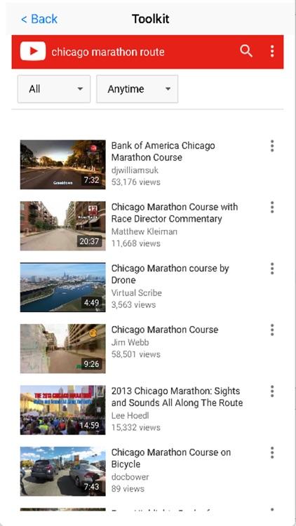 Marathon Toolkit for Chicago screenshot-4