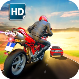 Racing Moto Traffic Rider 2016 Pro