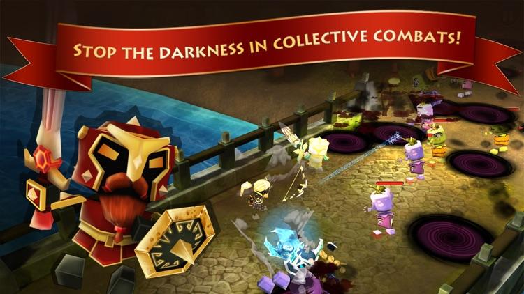 Elements: Epic Heroes screenshot-3