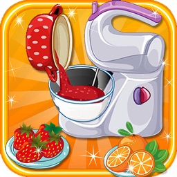 Strawberry cake maker games cooking for girls