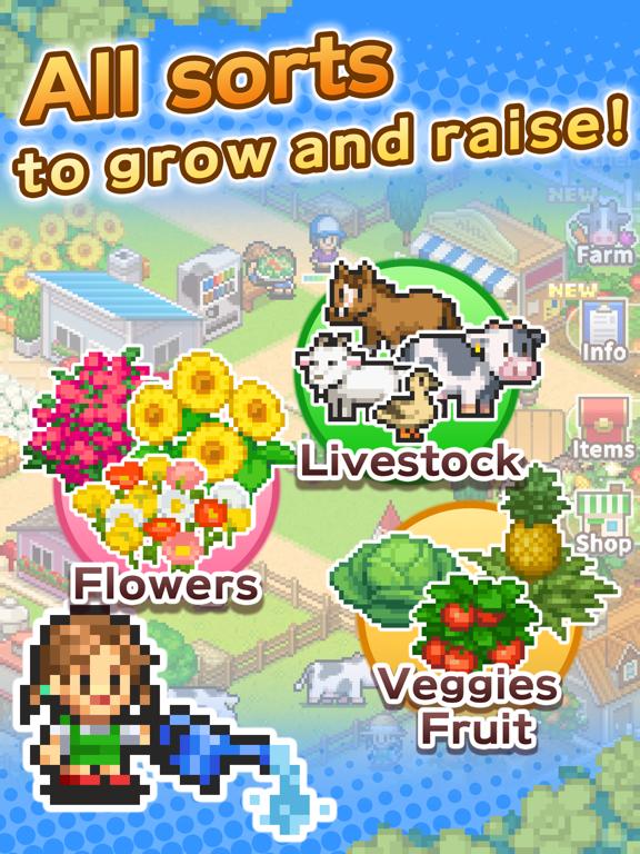 8-Bit Farm для iPad