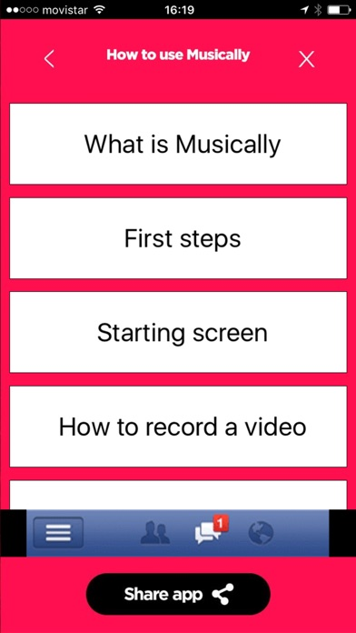 How to use for musically-1