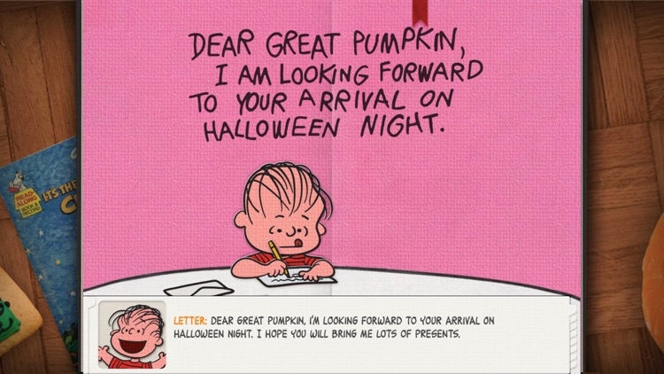 Great Pumpkin, Charlie Brown screenshot-1