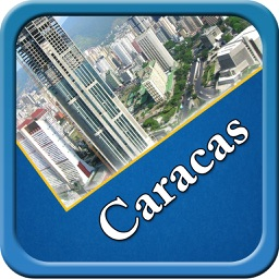 Caracas  Offline Map City Guide