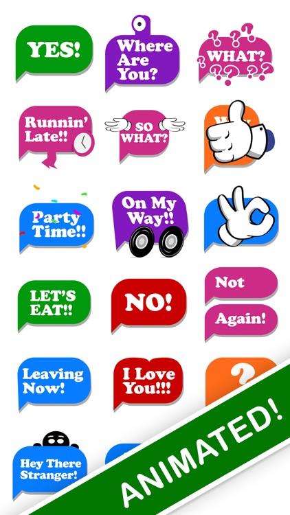 Text Bubble Fun