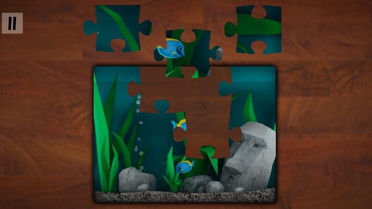 Jigsauce - Animated 3D Living Jigsaw Puzzles screenshot-4